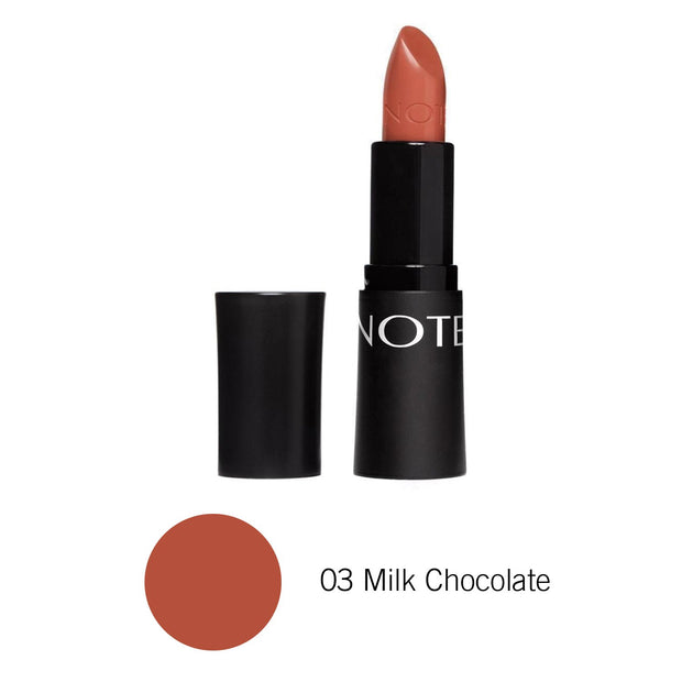 Rich Color Lipstick-NOTE-03 Milk Chocolate Ric-Note Beauty