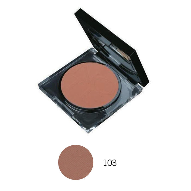Mineral Blusher-NOTE-103 Mineral Blusher-Note Beauty