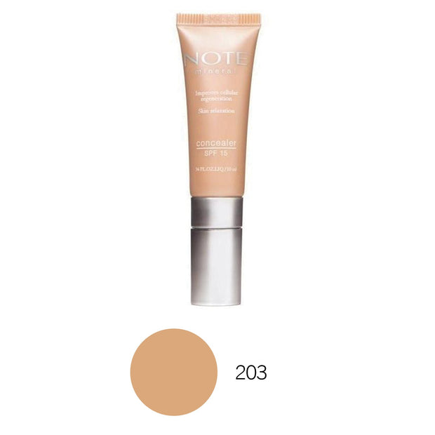 Mineral Concealer Makeup Note Cosmetics Canada Mineral Concealer-Note Beauty
