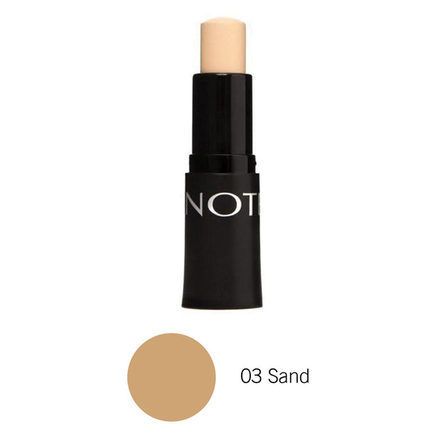 Full Coverage Stick Concealer Note Cosmetics Canada Sand Sti-Note Beauty