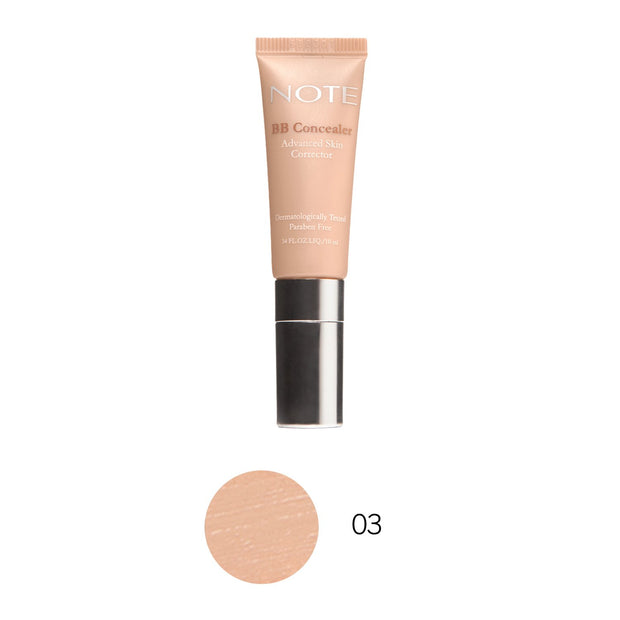BB Concealer-NOTE-03 Bb Concealer-Note Beauty