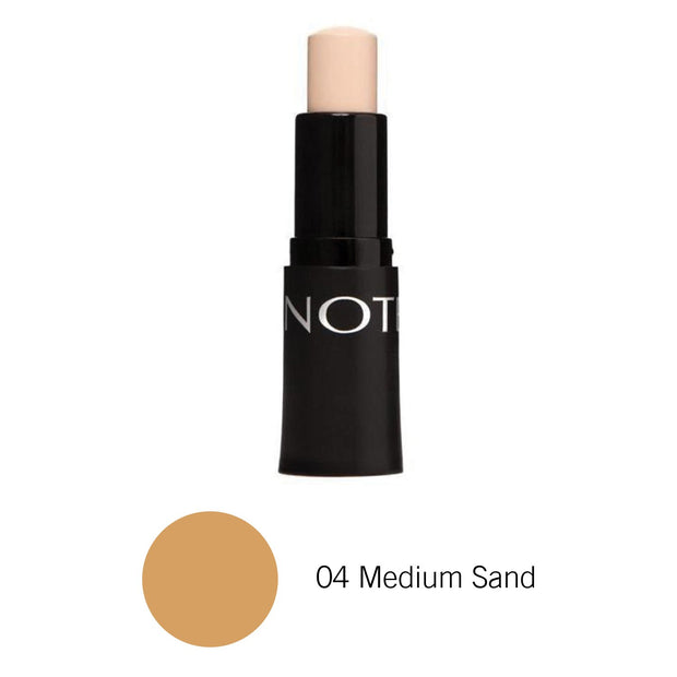 Full Coverage Stick Concealer-NOTE-04 Medium Sand Sti-Note Beauty