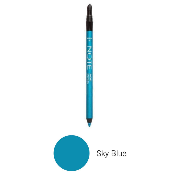 Smokey Eye Pencil-NOTE-Sky Blue-Note Beauty