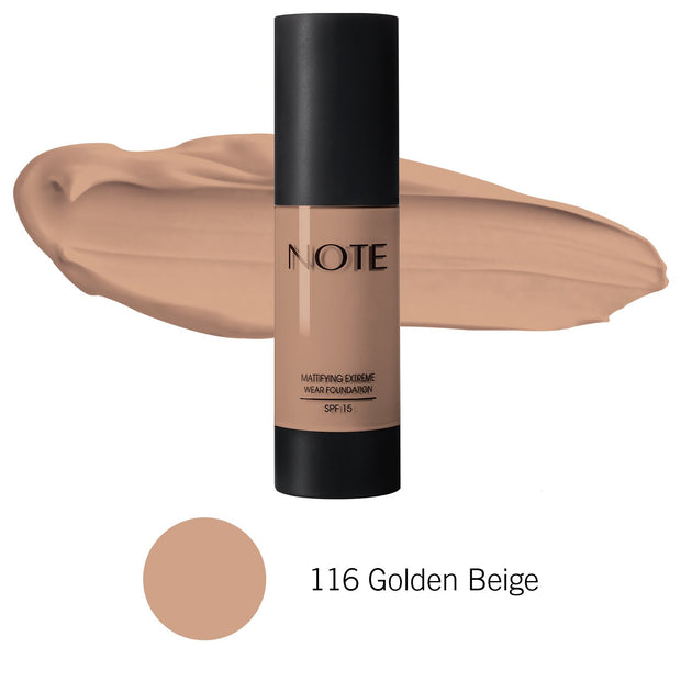 Mattifying Extreme Wear Foundation