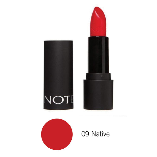 Long Wearing Lipstick-NOTE-09 Native Lon-Note Beauty
