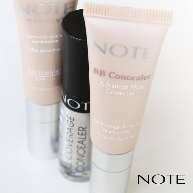 BB Concealer-NOTE-01 Bb Concealer-Note Beauty