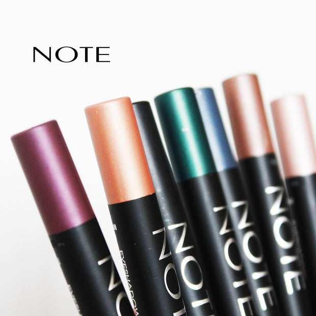 Trending Chubby Eyeshadow Pencil NOTE-01 Pearl Eyeshadow Stick Note Cosmetics Canada