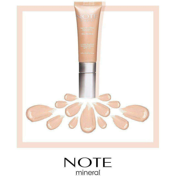 Mineral Concealer Makeup Note Cosmetics Canada -201 Mineral Concealer-Note Beauty