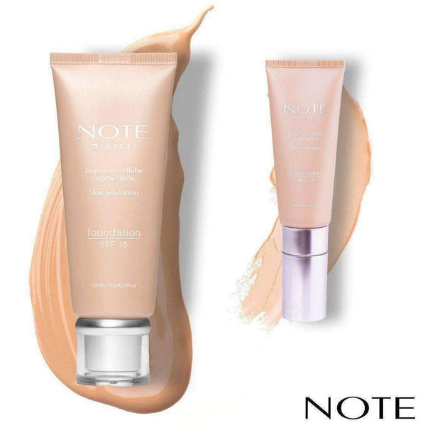 Mineral Concealer Makeup Note Cosmetics Canada 201 Mineral Concealer-Note Beauty