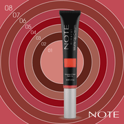 Mineral Matte Lip Cream-NOTE-01 Naked Kiss-Note Beauty