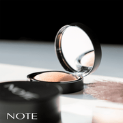 Terracotta Blusher-NOTE-01 Pleasure Terracotta Blusher-Note Beauty