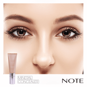 Mineral Concealer Makeup Note Cosmetics Canada NOTE-201 Mineral Concealer