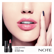 Long Wearing Lipstick-NOTE-01 Nude Vanilla Lon-Note Beauty