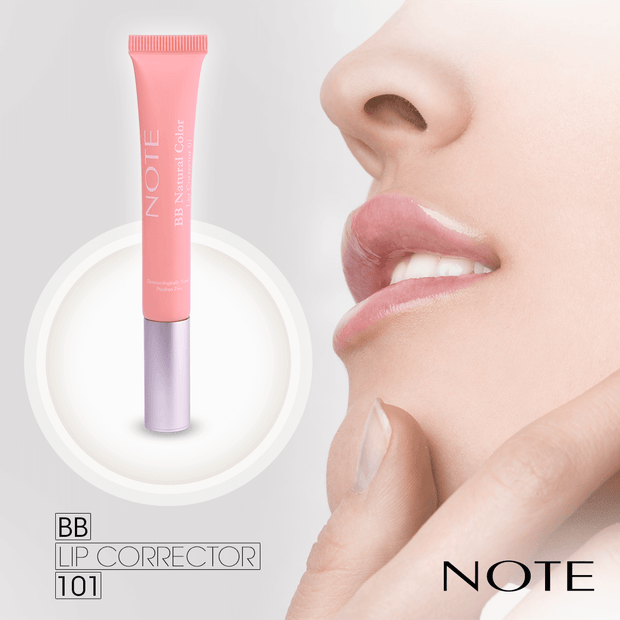 BB Lip Corrector-NOTE-01 Bb Lip-Note Beauty