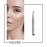 Perfecting Concealer & Highlighter Pen-Note Beauty-01 Light Rose-Note Beauty