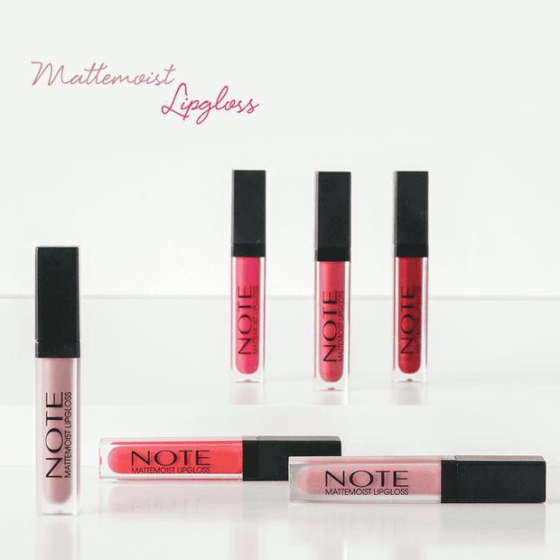 Mattemoist Lip Gloss-NOTE-401_Matnude-Note Beauty