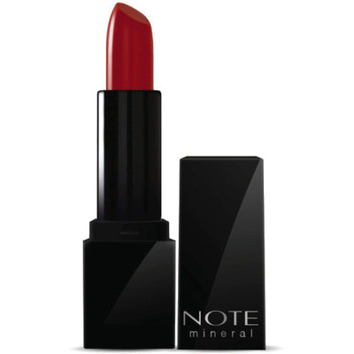 Mineral Semi Matte Lipstick-NOTE-01 Intense Nude-Note Beauty