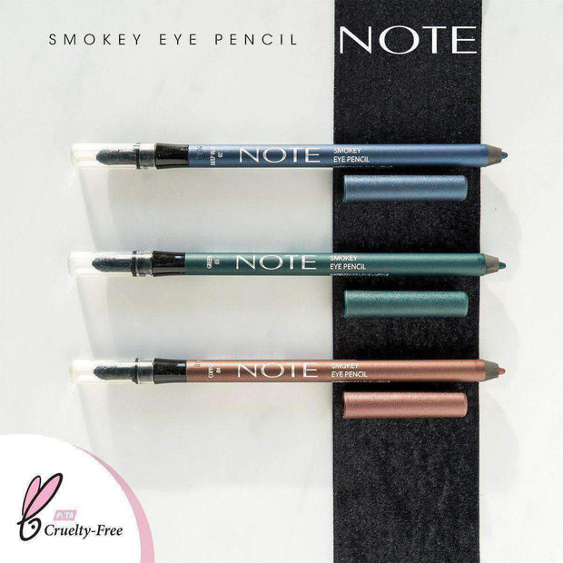 Smokey Eye Pencil-NOTE-Black-Note Beauty