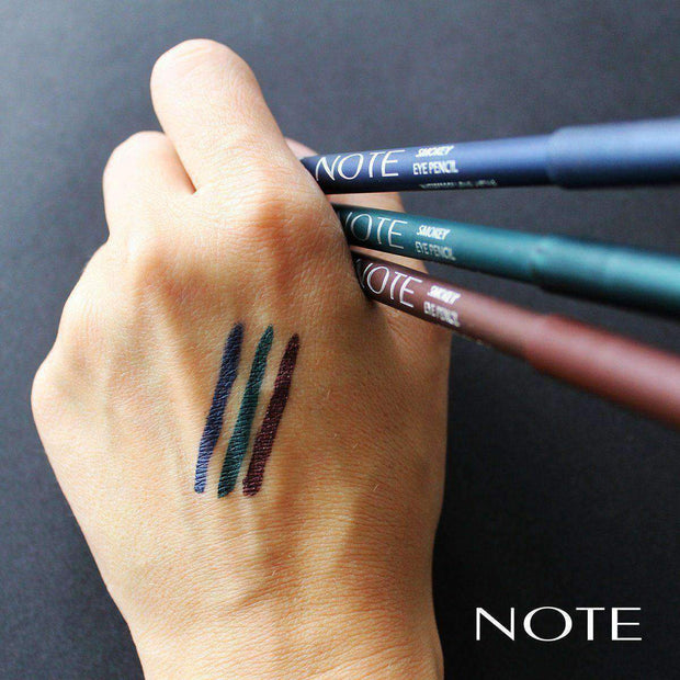 Top Eye Makeup Smokey Eye Pencil-NOTE-Black-Note Cosmetics Trending Eye Makeup