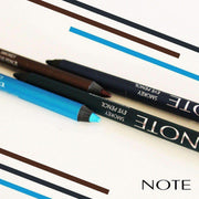 Best Seller Long Lasting Eye Pencil Smokey Eye Pencil-NOTE-Black-Note Beauty