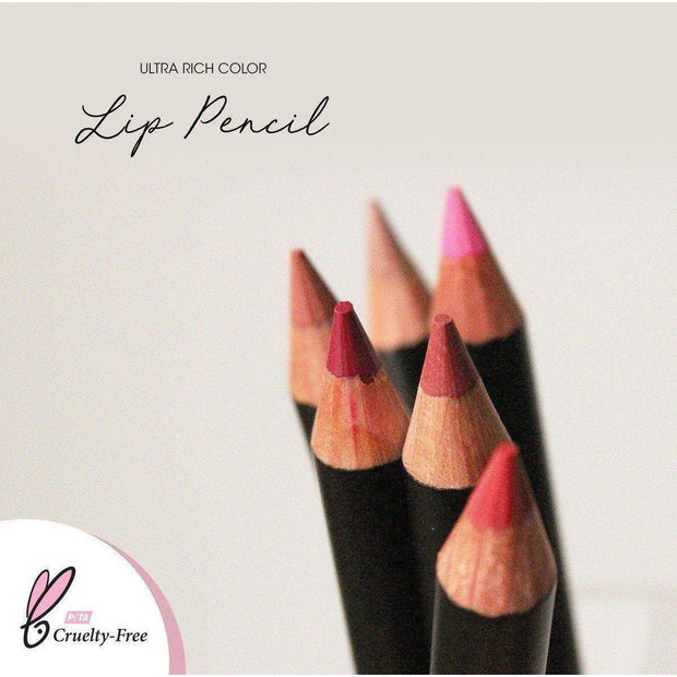 Ultra Rich Color Lip Pencil-NOTE-Sandy-Note Cosmetics Canada Top Waterproof Long Wearing Lip Pencil