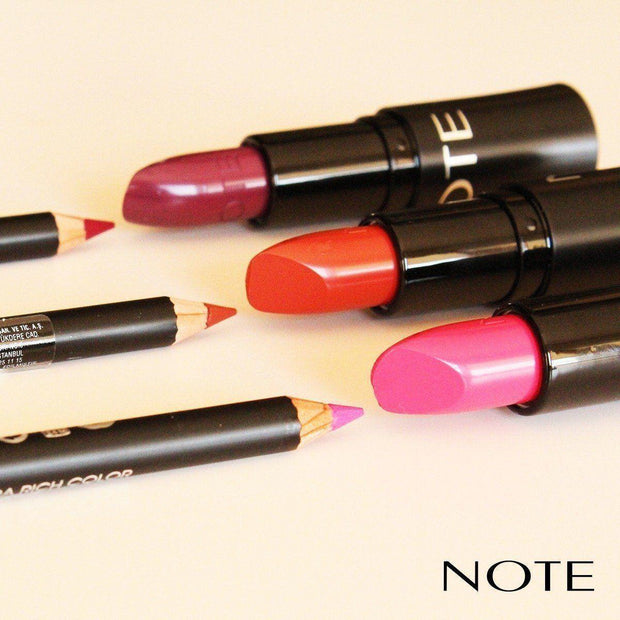 Ultra Rich Color Lip Pencil-NOTE-Sandy-Note Beauty Best Seller Waterproof Long Wearing Lip Pencil