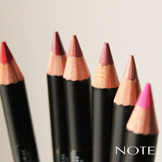 Ultra Rich Color Lip Pencil-NOTE-Sandy-Note Cosmetics Canada Trending Waterproof Long Wearing Lip Pencil