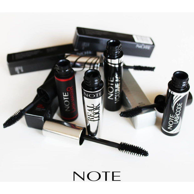 Volume Act Mascara-NOTE-Note Beauty