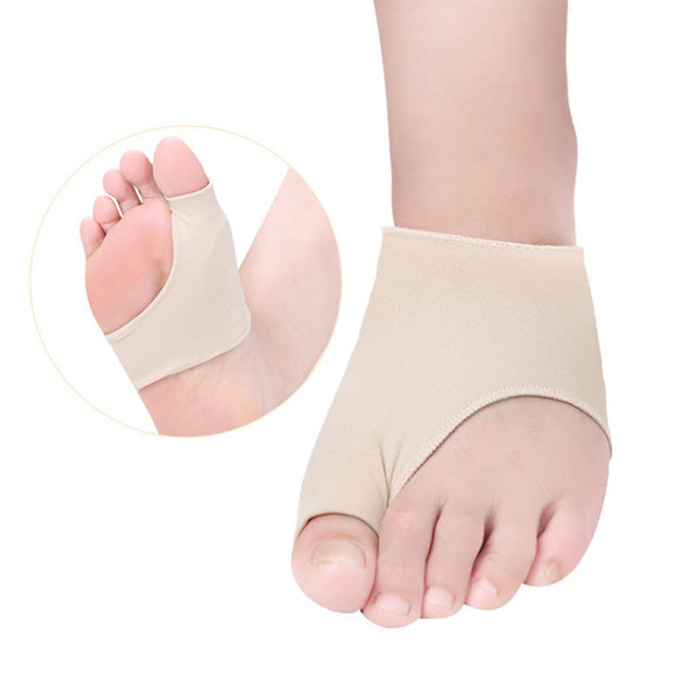 Big Toe Pain Relief Hallux Valgus sleeve with Gel Pads shoe Cushion for foot care and protection