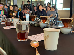 Canada Brewers Cups 2019 Second Place Competition Coffee - Ethiopia Sidamo Gora Kone Grade 1 Natural