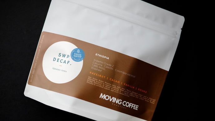 Swiss Water® Decaffeinated Coffee - Ethiopia Sidamo Gr.2