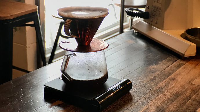Coffee Brewing Workshop (WS1606)