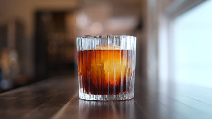 Morning Whisky - Signature Iced Black Coffee