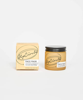 Face Mask with re-cycled Olive Stones 60ml