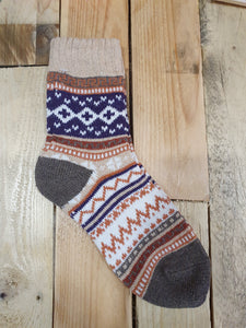 Ladies Nordic socks