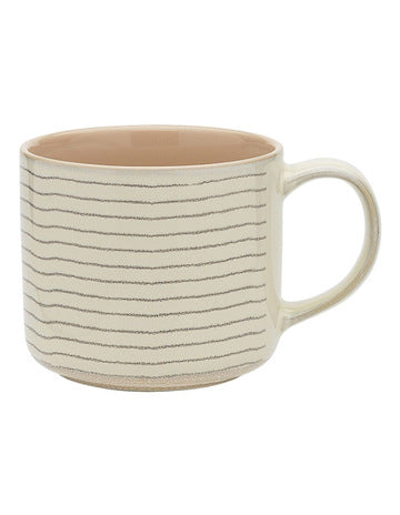 Ecology Carbon Mug peach 340ml