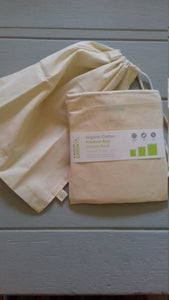 Set of 3 re-usable Produce bags