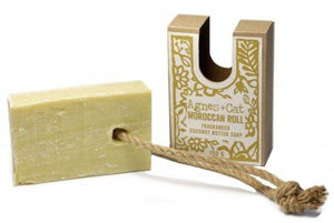 Agnes & Cat Soap on a Rope