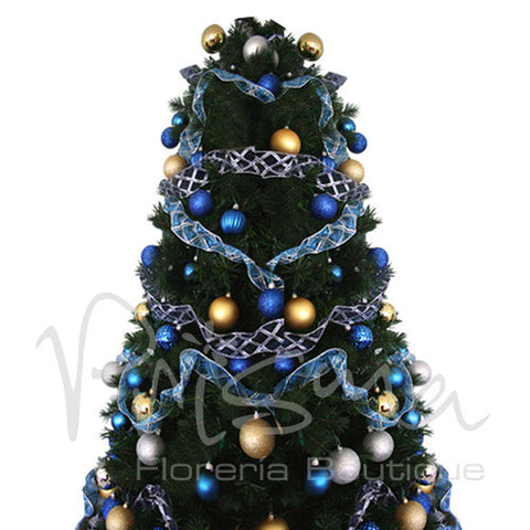 BLUE TREE CHRISTMAS A-01
