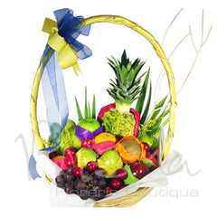 FRUTAL CON PAPEL DE CHINA DE COLORES FR-11