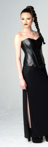 Picture of Black Knight Bustier Top