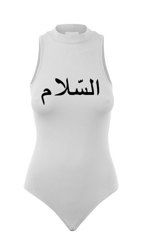Picture of Peace Bodysuit