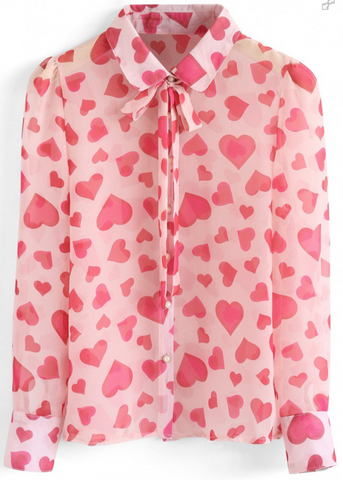Picture of Love on Me Blouse