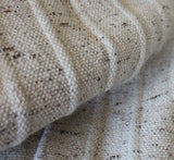 Bedford Cord Heavy Wool Winter Blanket