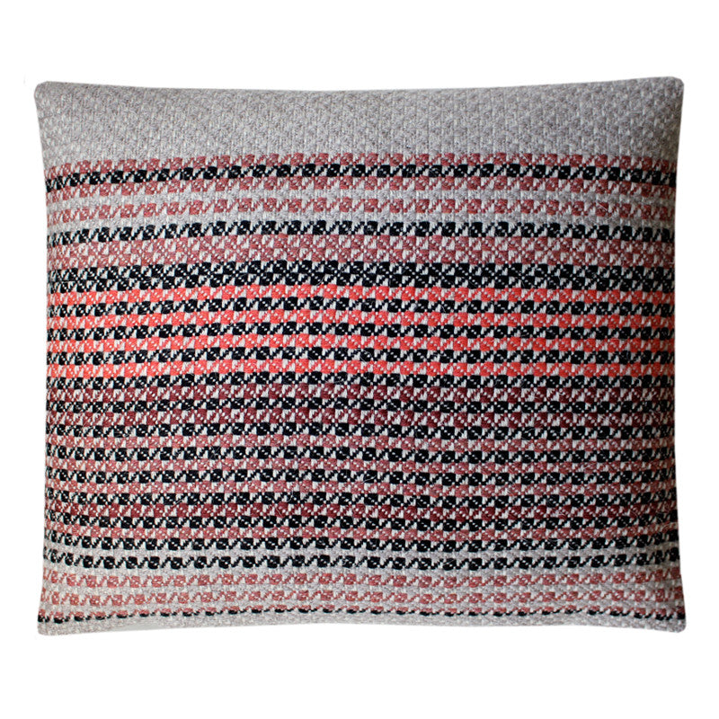 Bloomsbury Check Cushion / Large