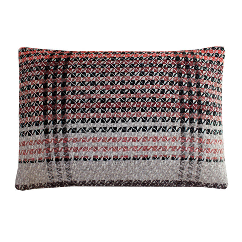 Bloomsbury Check Cushion / Small