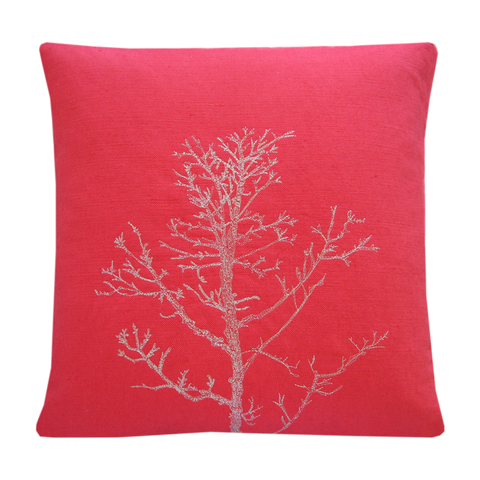 Arboretum / Winter Tree Cushion Cover / Campion