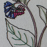 Comfrey Hand Embroidery