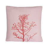 Arboretum / Winter Tree Cushion Cover / Rose