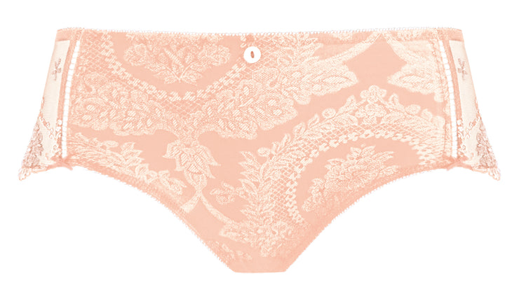 Lilly Rose Shorty Peach